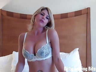 Hot slut teaches you to masturbate Im going to teach you to cum on command joi