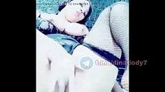 Egyptian curvy teen nudes masturbates Part2