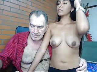 Defloration of hermaphrodite on slut load - Grandpa romul before cam girl defloration