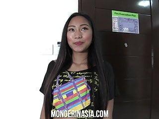 Impregnation videos hardcore Asian teen maid lets boss impregnate her