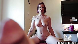 Blackmailing My Girlfriend's Hot Step Mom - Jane Cane