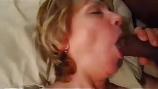 Kitten gets banged in her ass and ends up with a facial