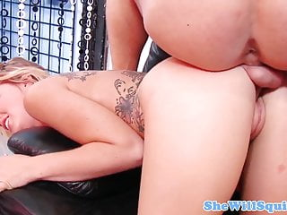 Top pornstar squirters Blonde squirter zoey monroe pussy banged