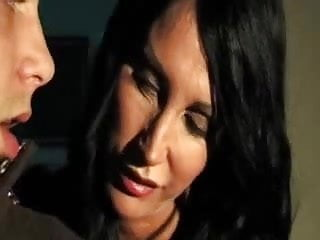 Busty euro matures tube Hot busty brunette euro cougar