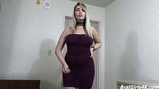 Small penis humiliation with Damazonia and Natalya Vega