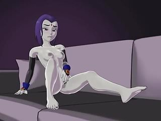 Teen titans does slade ever die - Teen titans raven masturbates