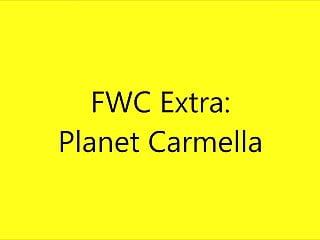 Prova s sex script Planet carmella carmella vs monroe scripted wrestling