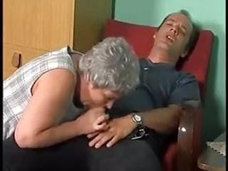 Modern vintage grey pump Bbw anal granny with grey hair vintage