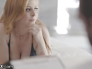 Beautiful erotica x-art Eroticax - curvy redhead penny pax fucks her therapist