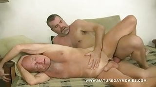 Skinny Daddy Gets Fucked Good