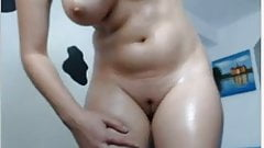 My wife showing her tite cute pussy