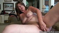 An older woman means fun part 303