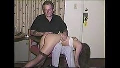 old spanking clips 4