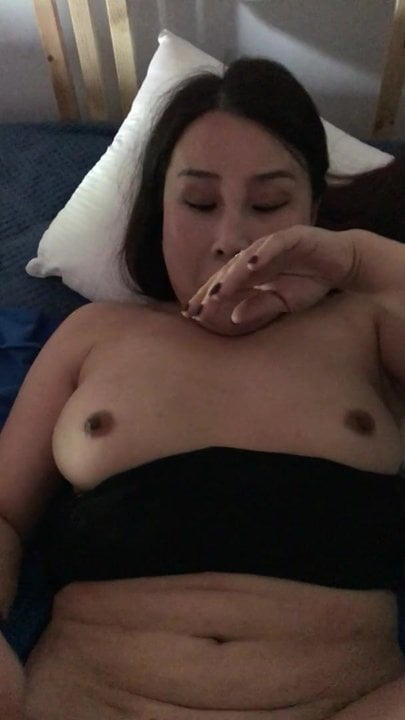 Cuming On Asian Neighbour's Pussy