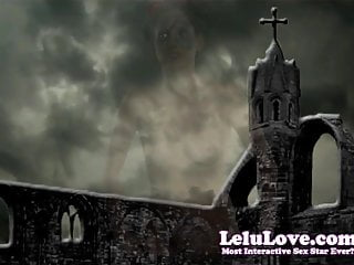 Zombie sex games Lelu love-halloween zombie sybian ride