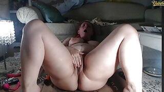 Ladymature1 20 Minute Squirting Orgasm