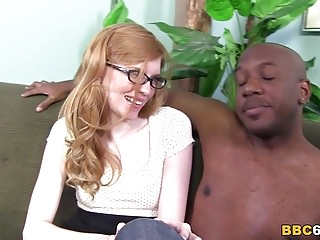 Huge black cock shemales Redhead april turner takes huge black cock