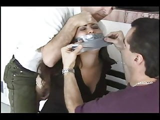 Stacy burke in bondage Gloria and stacy attacked at home