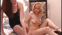 Liberty and Veronica, Hot Lesbian Ass Licking