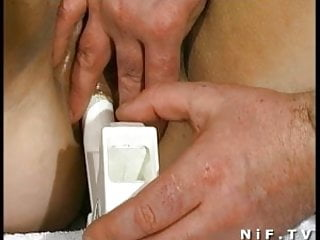 Mature fat anal tgp Fat french mature anal fisted sodomized and facialized
