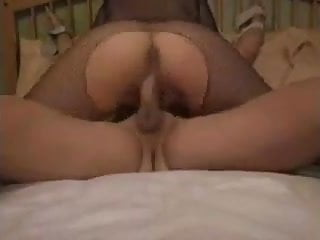 Nude amateur post Riding creampie and continue to post orgasm and she cum