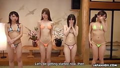 Japanese sluts, Mizuki Hikaru, Ayami Mitsuka and Koizumi Chi