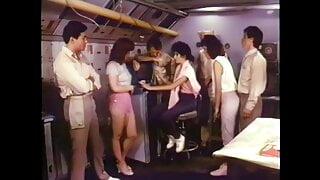 Supergirls Do the Navy (1984, US, Taija Rae, full movie DVD)