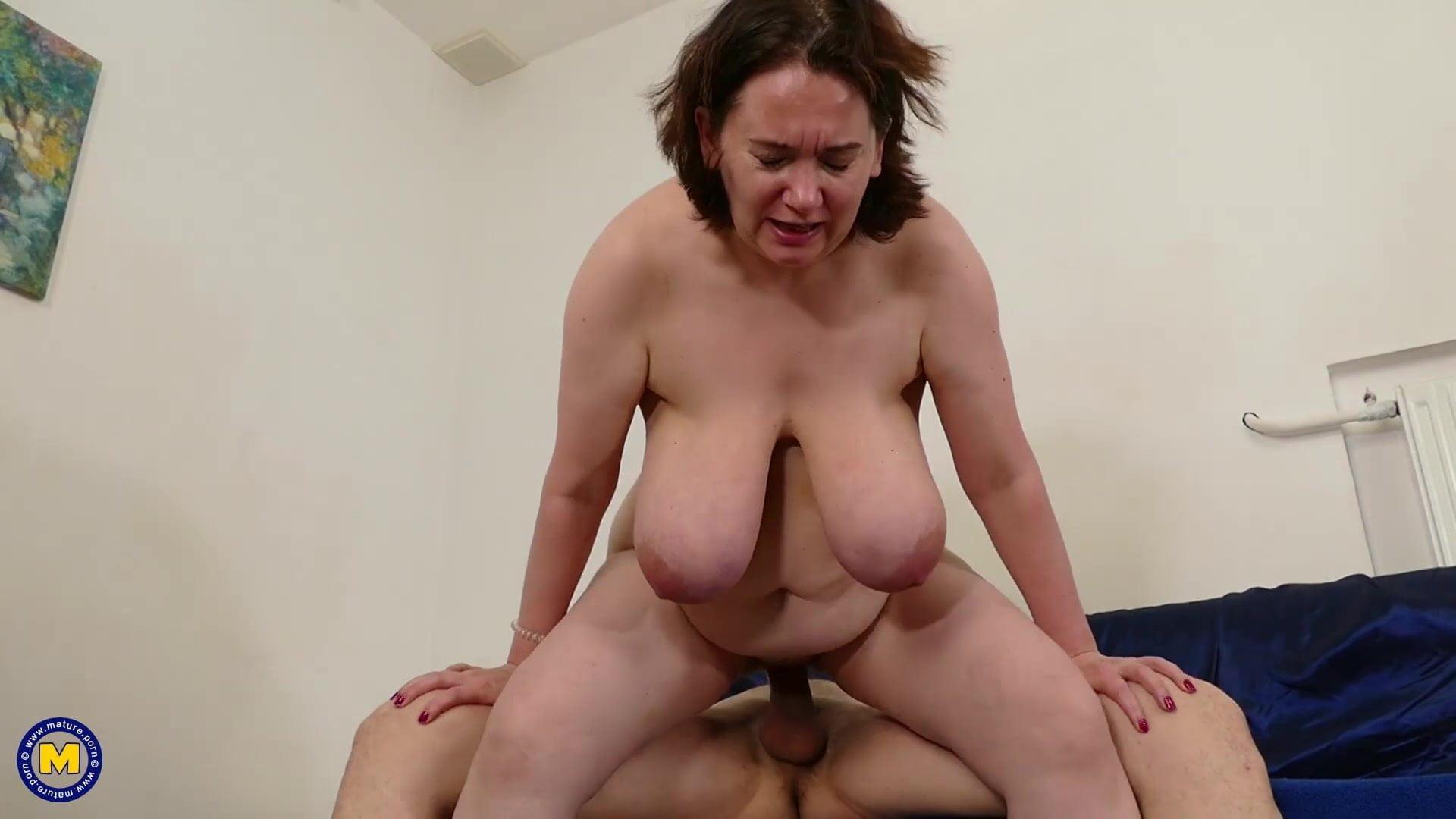 porn tits big Free mom
