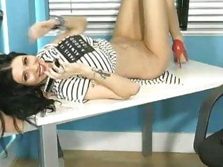 Office jenna naked - Lilly roma naked bs office 110215