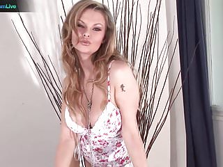 Sexy solo galleries - Tarah whites massive pierced tits sexy solo