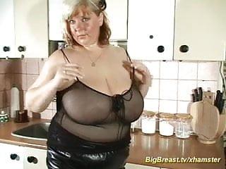 Monster boobs mature - Oiled monster boobs