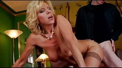 Hot German Mature Loves Taking Cock