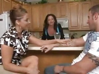 Milf bif tit blowjob Milfs neighbors meeting