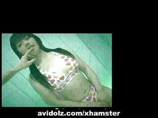 Akane hotaru lesbian - Akane ozora deepthroats and gets an oral creampie uncensored