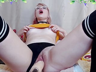Real young girls penetration Sexy real young blonde squirting on webcam