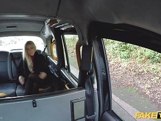Big tit window washing - Fake taxi sasha steele gets her tits out at the car wash