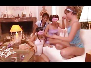 Teen slumber party videos Nexxxt mmffff sexy teen dp slumber party