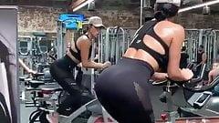 Nicole scherzinger sexy gym workout