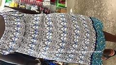 Bajo la falda chocolate negro abuelita celulitis culo y muslos