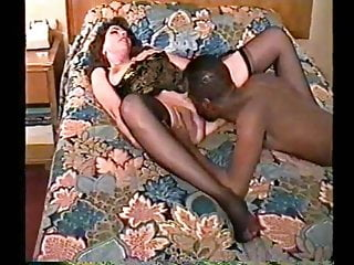 Pissing s she Milf takes on 2 bbc,s.....god she loves it