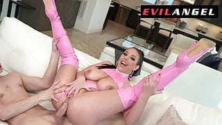 Angela White Squirts All Over Camera As She's Used & Pounded