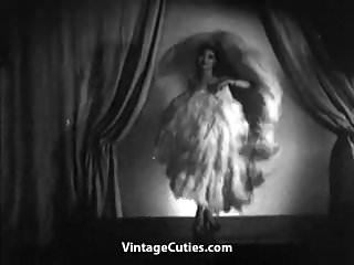 Flea red hot chili peppers naked performance - Asian beauty performs naked feather dance 1940s vintage