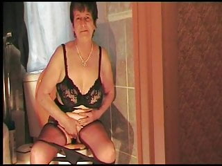 Northern virginia breast augmentation - Dirty talking northern mother, on the toilet.