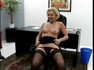 Carey naked - German cougar connie carey takes