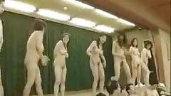 Japanese stage pee