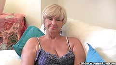 British grannies exposed on cam