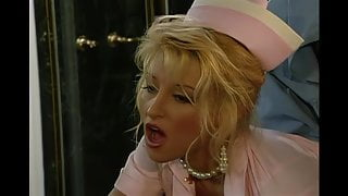 Nurse Jill Kelly fucked by doc
