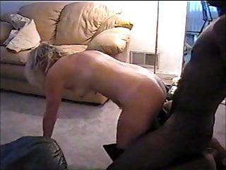 Porn blonde wife - Blonde wife enjoying a black cock