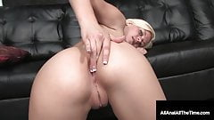 Young Butthole Banged Shay Golden Gets Dicked In Her Ass!