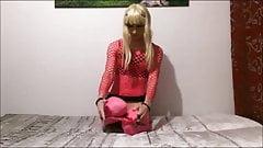 Magda Kitten naughty tgirl sissy for Master Karl